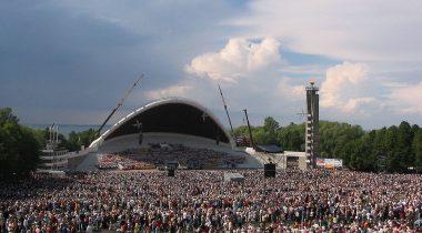 """XXIV Эстонский певческий праздник"" Ауло Аасмаа, Wikimedia Commons"