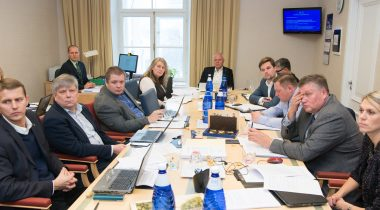 The Economic Affairs Committee of the Riigikogu (