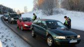 """Pildil jäädvustus reidist """"Kõik puhuvad"""". Foto: Politsei- ja Piirivalveamet"""