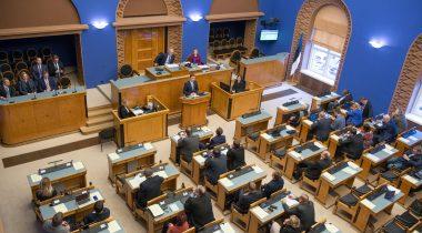 Riigikogu expressed no confidence in Prime Minister Taavi Rõivas