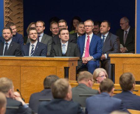 Taavi Rõivase valitsus 23.11.2016