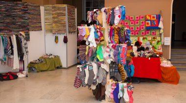 Traditsiooniline Võrumaa käsitöönäitus Riigikogus 2015