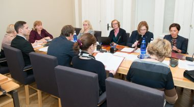 Social Affairs Committee of the Riigikogu