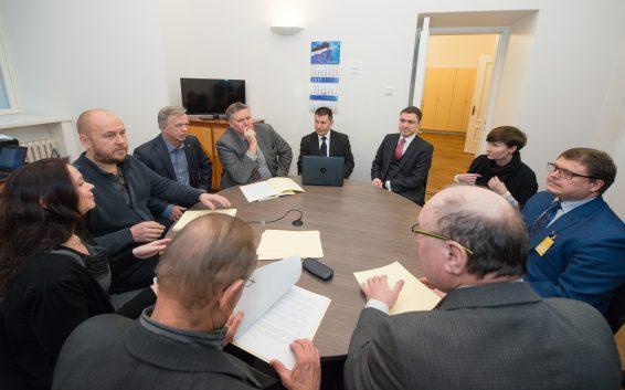 Korruptsioonivastase erikomisjoni istung, 26. jaanuar 2017