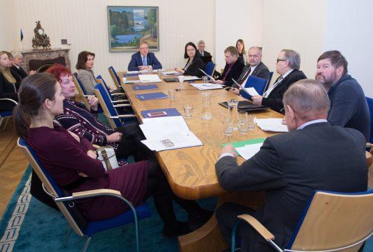 комиссия Рийгикогу по иностранным делам