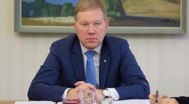 Руководитель эстонской делегации Парламентской ассамблеи НАТО Марко Михкельсон