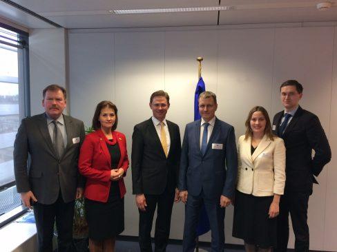 ELi asjade komisjon ja Euroopa Komisjoni volinik Jyrki Katainen