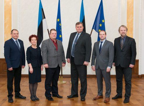 Julgeolekuasutuste järelevalve erikomisjon