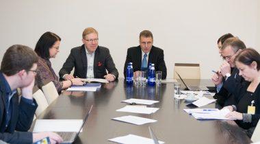 ELAKi ja väliskomisjoni ühisistung - Mihkelson ja Vitsut