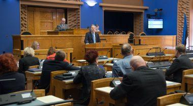 OTRK, välispoliitika, väliskomisjoni esimees Marko Mihkelson