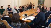 Väliskomisjoni ja riigikaitsekomisjoni ühisistung