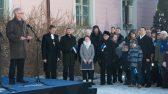 Riigikogu esimehe Eiki Nestori kõne pidulikul riigilipu heiskamise tseremoonial