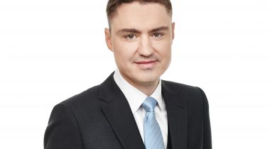 Vice President of the Riigikogu (Parliament of Estonia) Taavi Rõivas - photo: Kaupo Kikkas