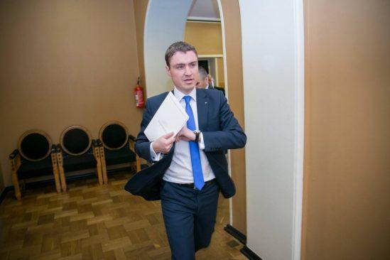 Vice-President of the Riigikogu Taavi Rõivas