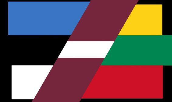 Eesti, Läti, Leedu. Allikas: Pixabay