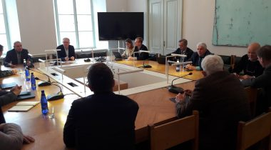 the National Defence Committee of the Riigikogu