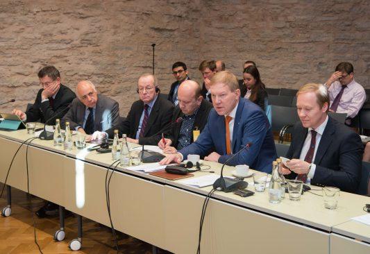 NATO PA poliitikakomitee istung Tallinnas