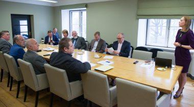 Majanduskomisjoni ja arenguseire nõukoja koosolek