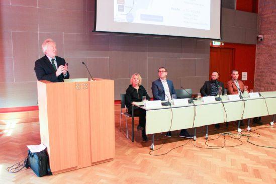 Tallinna-Helsingi püsiühenduse toetusrühma avaseminar