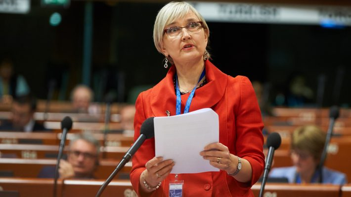 Marianne Mikko (Foto: Parliamentary Assembly of the Council of Europe)