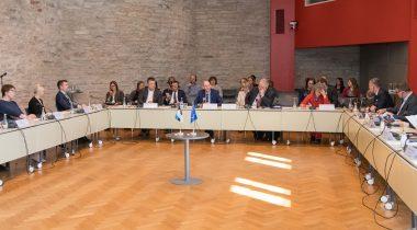 EP maaelukomisjoni ja Riigikogu maaelukomisjoni ühisistung