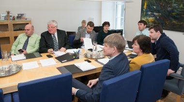 Keskkonnakomisjoni istung