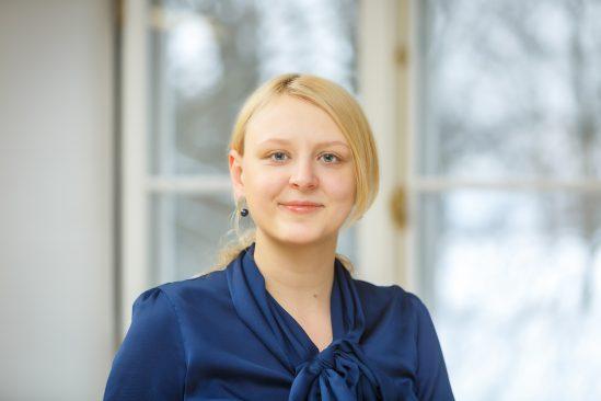 Johanna Vallistu portree
