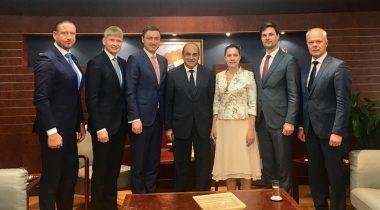 Eesti-Küprose parlamendirühma delegatsioon on töövisiidil Küprosel