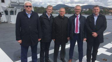 Riigikaitsekomisjoni Norra visiit