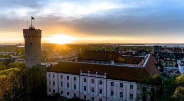 Toompea loss, 2017. Foto: Jaan Jänesmae