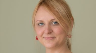 Johanna Vallistu, Arenguseire Keskus, foto