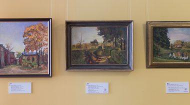 Ivan Sokolovi näitus