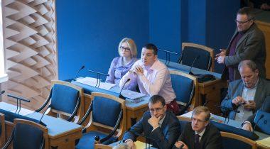 Riigikogu majanduspoliitikast