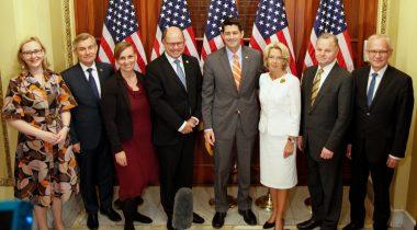 Eiki Nestor kohtumas Paul Ryaniga