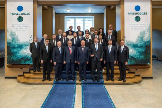 Euroopa Komisjoni volinike visiit Eestisse