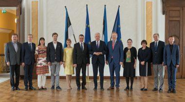 Euroopa Liidu asjade komisjoni (ELAK) ja väliskomisjoni liikmed kohtusid Brexiti kõneluste Euroopa Liidu pealäbirääkija Michel Barnieriga