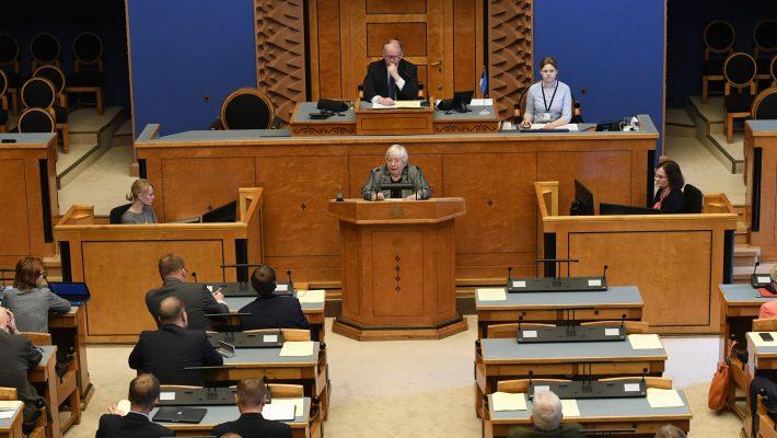 Arutelu demokraatiast