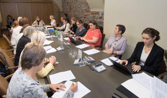 Sotsiaalkomisjoni istung 5. septembril 2017