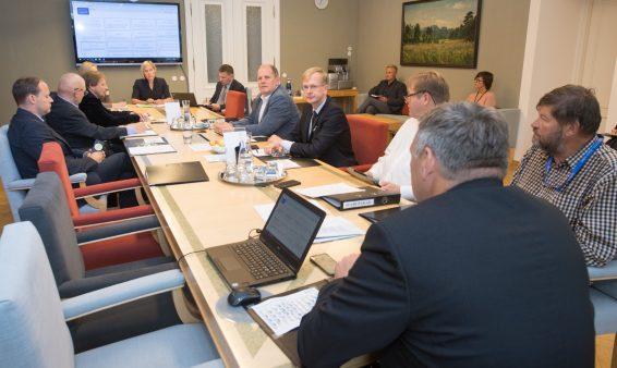 õiguskantsler põhiseaduskomisjonis