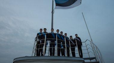 Vastupanuvõitluse päeva lipuheiskamine 2017