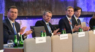 Rahanduskomisjoni konverents SECG