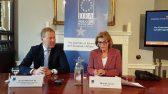 Riigikogu väliskomisjoni esimees Marko Mihkelson esines Dublinis Rahvusvaheliste ja Euroopa Suhete Instituudis (IIEA)
