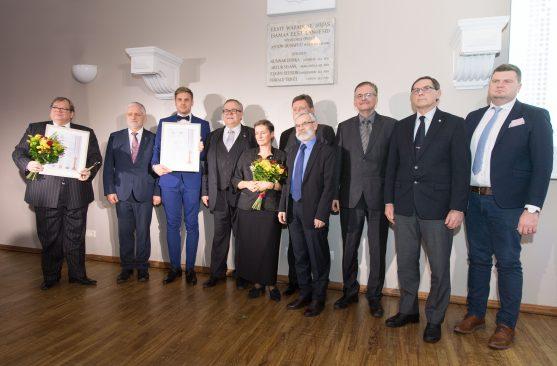 Balti Assamblee auhindade üleandmine
