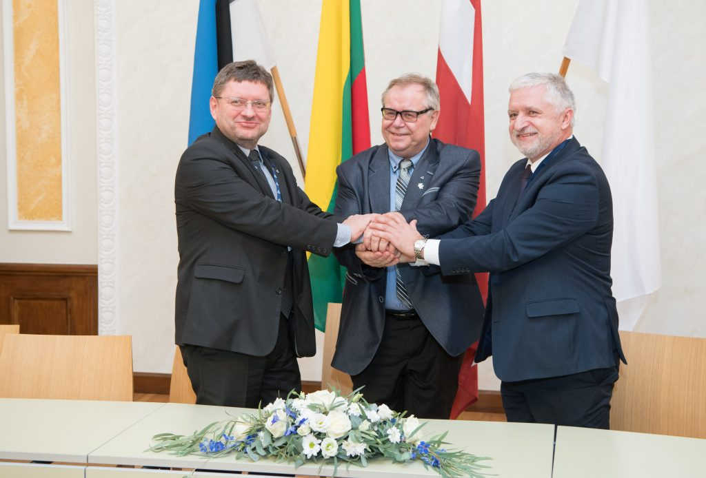 заседание Балтийской ассамблеи