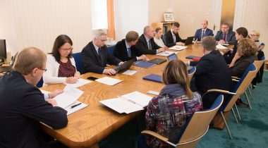 Foreign Affairs Committee got an overview of the targets of Enterprise Estonia's foreign economic activities