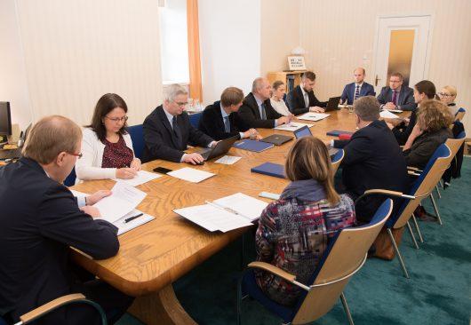 Väliskomisjon tutvus EASi välismajandustegevuse eesmärkidega