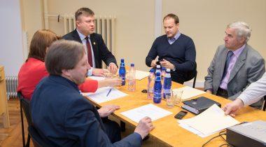 Riigireformi arengusuundade väljatöötamise probleemkomisjon, 20. november 2017