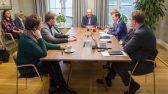 Riigieelarve kontrolli erikomisjon väljasõiduistungil Riigikontrollis