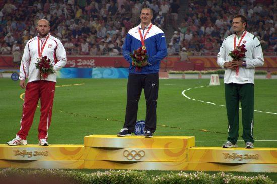 olümpiavõitja