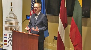 Chairman of the Foreign Affairs Committee of the Riigikogu (Parliament of Estonia) Marko Mihkelson